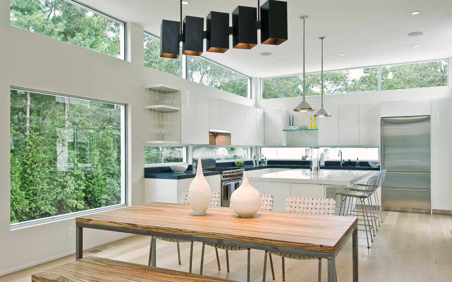 East Hampton Modern Kitchen Design2 Â« Erin Escobar Designs